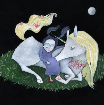 The Unicorn's Girl